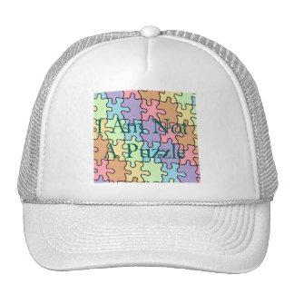 autism not a puzzle 1 cap