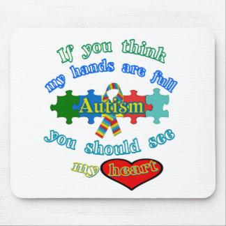 Autism Parent Mouse Pad