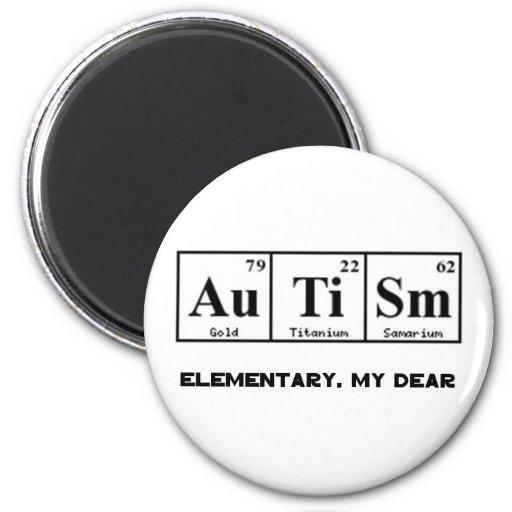 Autism Periodic Table Elements amp Sherlock Holmes