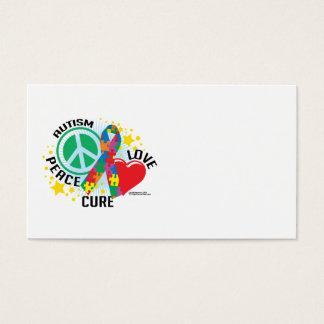 Autism PLC Business Card