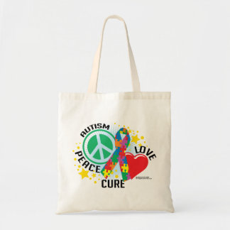Autism PLC Tote Bag