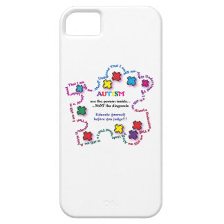 Autism Puzzle Piece iPhone 5 Cover
