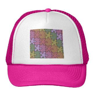 autism puzzle pieces 35 hats