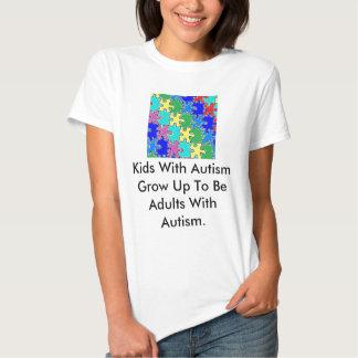 autism puzzle pieces 40 shirt
