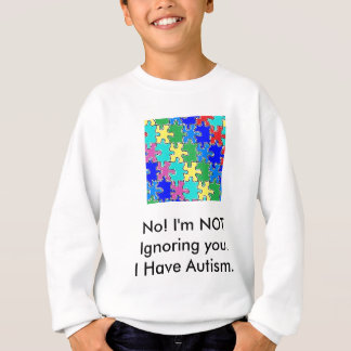 autism puzzle pieces 40 sweatshirt