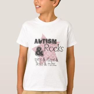 autism rocks T-Shirt
