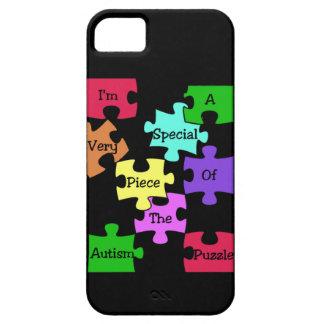 Autism Special Puzzle Piece iPhone 5 Case