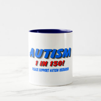 Autism Support and Research Coffee Mugs