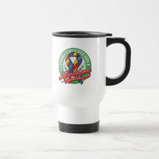 Autism Support - Educate - Love Mug
