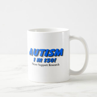 Autism Support Research Mugs