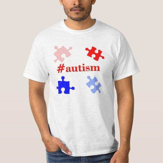 #autism T-Shirt