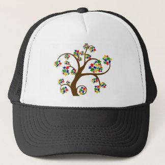 Autism Tree of Life Trucker Hat