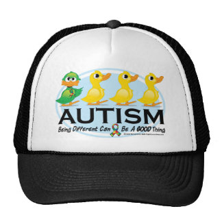 Autism Ugly Duckling Cap