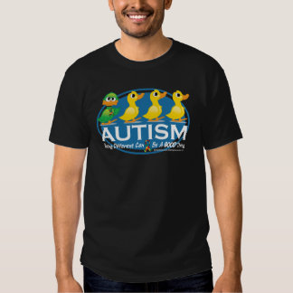 Autism Ugly Duckling Shirts
