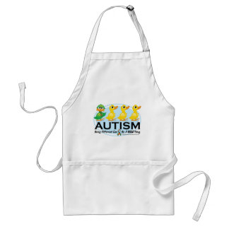 Autism Ugly Duckling Standard Apron
