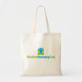 #AutismRecoveryClub Tote Bag