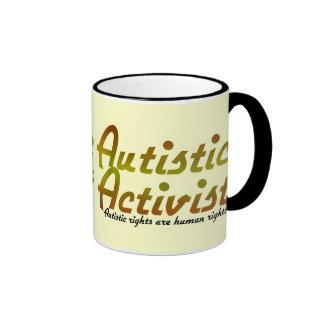 Autistic Activist Mugs
