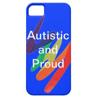 Autistic and Proud phone case iPhone 5 Case