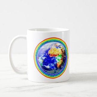 Autistic Home Planet Mugs