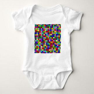 Autistic Jigsaw Baby Bodysuit