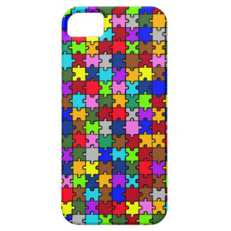 Autistic Jigsaw Case For The iPhone 5