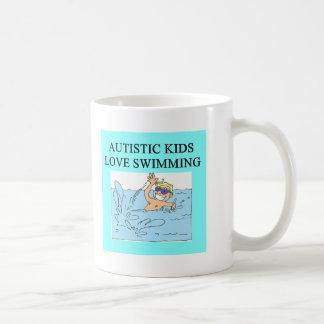 autistic kids kove swimming mugs