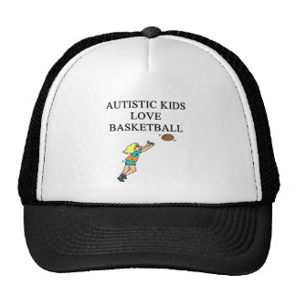 autistic kids love basketball hats