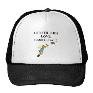 autistic kids love basketball hats