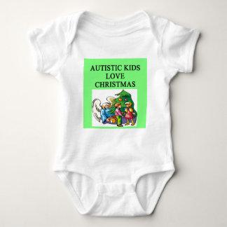 Autistic kids love Christmas Tee Shirt
