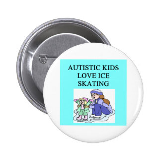 autistic kids love ice skating buttons