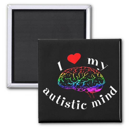 Autistic Mind Magnets