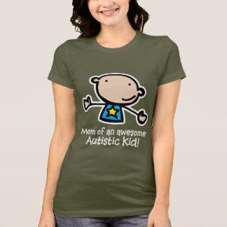Autistic Mom T-Shirt