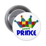 Autistic Prince 1 AUTISM Button