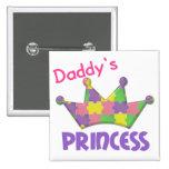Autistic Princess 3 AUTISM Pinback Buttons
