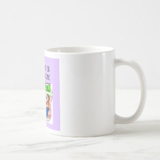 autistic son and mother coffee mug
