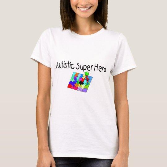 Autistic Super Hero T-Shirt