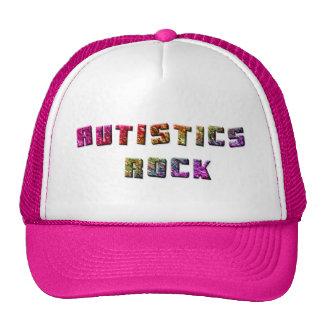 Autistics Rock Hats