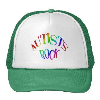 Autists Rock Hats