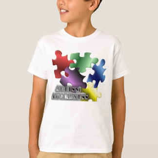 Autisum Awareness T-Shirt