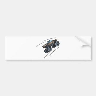 auto and boat bumper sticker
