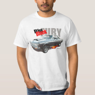 AUTO ART T-Shirt MOPAR  '64 Plymouth BIG BLOCK