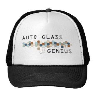 Auto Glass Genius Mesh Hat
