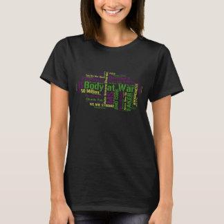 Auto Immune Disorder Word Cloud T-Shirt
