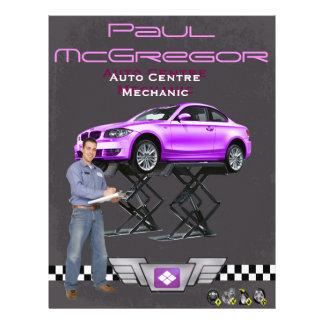 Auto It centers/Mechanic Flyer