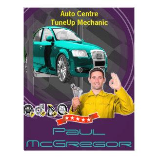 Auto It centers - TuneUp Mechanic Flyer