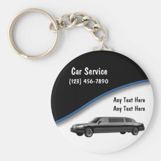 Auto Key Chains Taxi