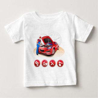 Auto mechanic baby T-Shirt