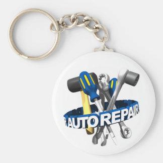 Auto mechanic Keychain