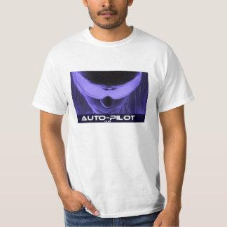 Auto-Pilot Bluegaze Tee Shirts