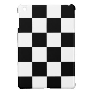 Auto Racing Chequered  Checkered Flag iPad Mini Cases